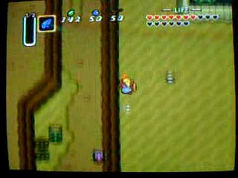 The Legend of Zelda: A Link To the Past - OUTTAKES