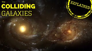 The Universe Documentary - Colliding Galaxies: Explanation & Supercomputer Simulation