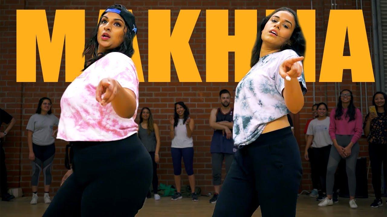 Makhna - Bollywood Dance | Shivani Bhagwan and Chaya Kumar | Madhuri Dixit, Amitabh Bachan, Govinda