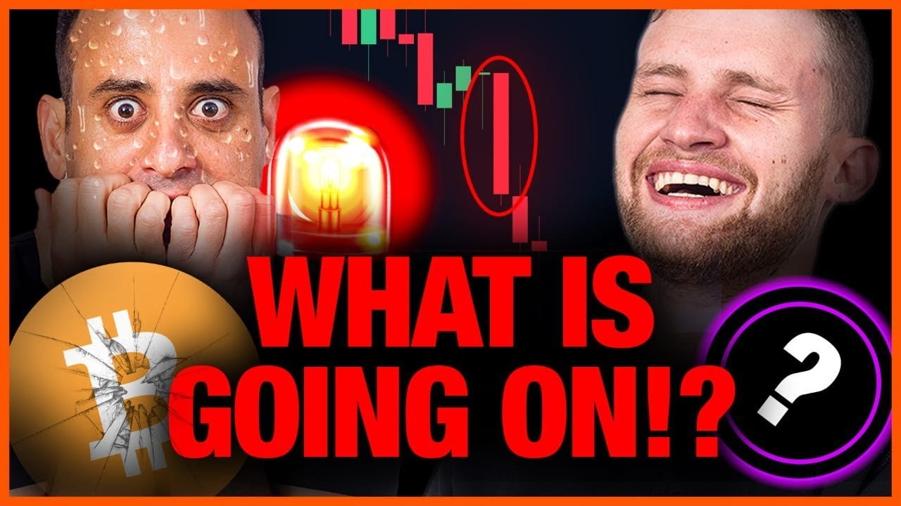 WORRIED ABOUT THE BITCOIN PRICE DROP? (MUST WATCH NOW)