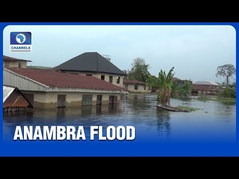 Flood Ravages Communities