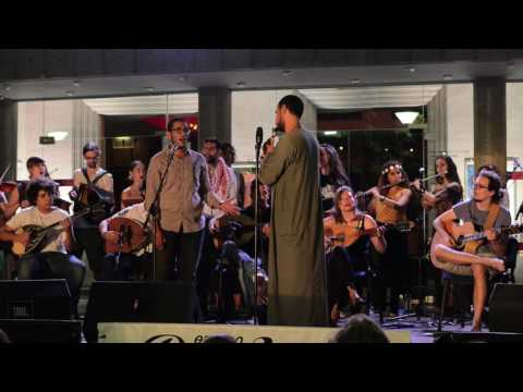 Ethno Cyprus 2016 - Rialto Concert - 4 Egypt Traditional Song