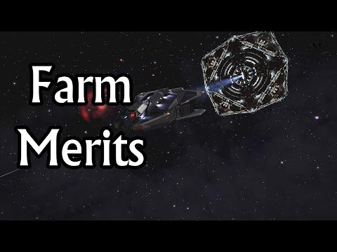 Fastest way to get MERITS  [Elite Dangerous]