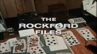 The Rockford Files Season 1 Intro
