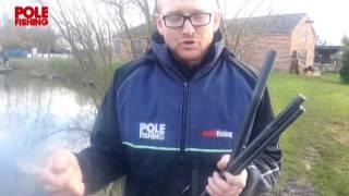 Drennan Acolyte Take Apart Landing Net Pole, Length: 4mtrs