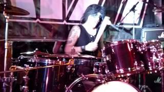 050115 KISS Alive! NYC: God Of Thunder drum solo