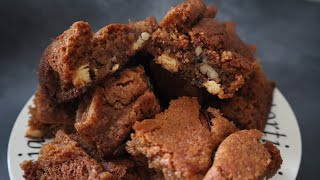 Chewy Brown Butter Blondies with Pecans - Episode 521 - Baking with Eda