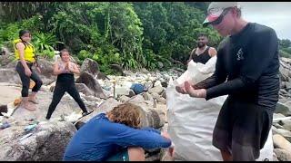 Из пластика в золото: Малайзия зарабатывает на очистке океана