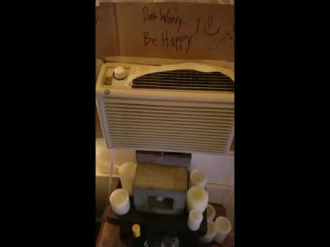 Ac Unit Installed In Ca Or Crank Out Window Cheap Ac Fix