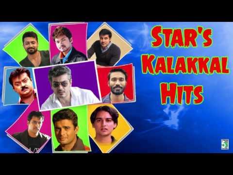 Stars Super Hit Nonstop Kalakkal | Audio Jukebox