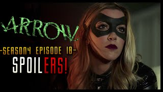 Arrow Season 4 Episode 18 Makes a Grave Mistake! (SPOILERS)