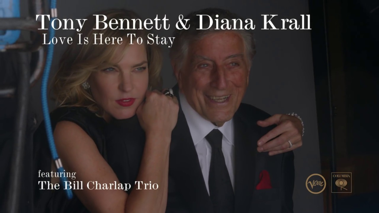 Tony Bennett and Diana Krall Preview Joint Album with Gershwin