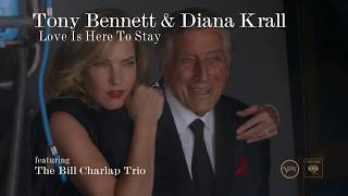 "Tony Bennett & Diana Krall ""Love Is Here To Stay"" (Trailer)"