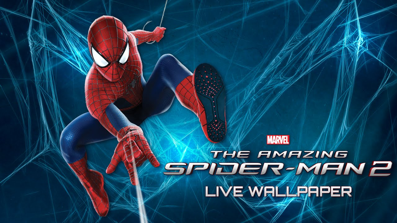 Amazing Spider Man 2 Live Wallpaper Lwp Preview Youtube