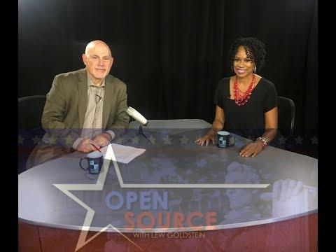 Lisa Durden Lieutenant Governor on Open Source with Lew Goldstein