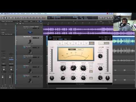 Mixing Hip Hop Vocals with Stock Plugins
