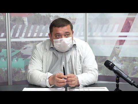 Иван Чечиков - и.о. главного врача БУ ХМАО Югры Мегионская городская больница