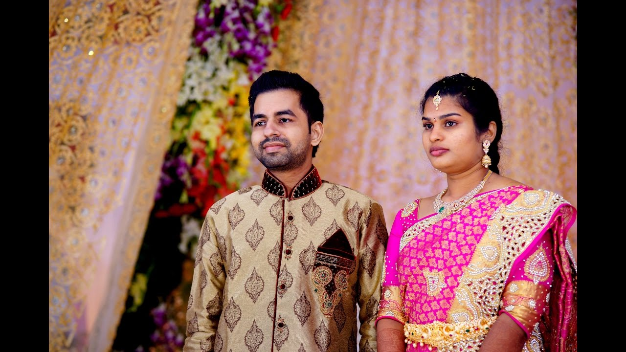 Grand Telugu Engagement Ceremony Youtube