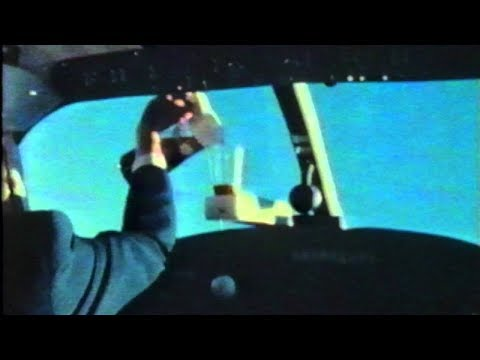 Pilot Pouring Ice Tea While Doing A Barrel Roll & Switching Off Engines While Doing An 8 Point Turn!