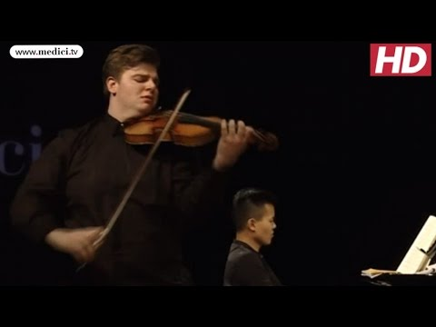 Chad Hoopes and David Fung - César Franck, Sonata for Violin and Piano in A Major