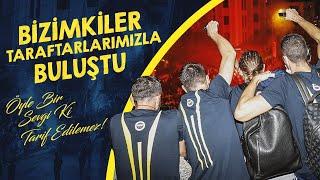 Bizimkilerin Taraftarlarımızla Buluştuğu Anlar 😊🙏 (Fenerbahçe - Trabzonspor)
