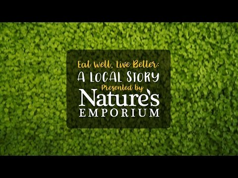 Greenbelt Microgreens - A Local Story, Presented by Nature's Emporium