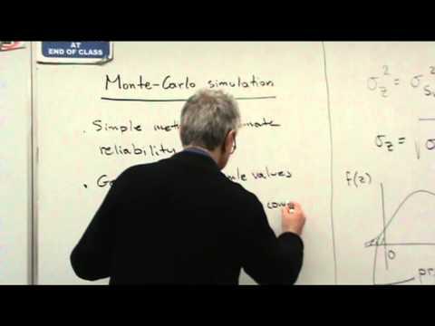 Reliability Calculations, Part 2: Monte Carlo Simulation