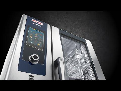 iCombi Pro. Intelligent, flexible, productif. La nouvelle référence. (1/8) | RATIONAL