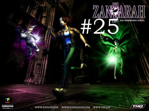 Lets Play: Zanzarah The Hidden Portal [P25] |