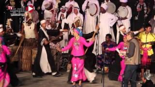 موسيقى أسيوية ورقص شرقي في ختام «مهرجان الطبول»