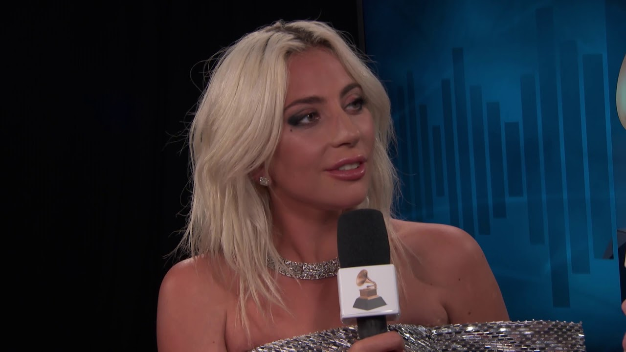 Lady Gaga One-On-One Interview | 2019 GRAMMYs