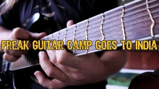 Mattias IA Eklundh - Freak Guitar Camp Goes To India - A Pseudo Documentary (With Music)