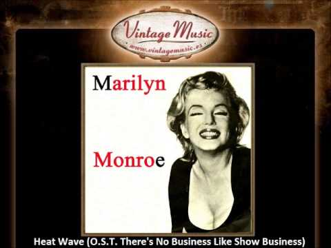 Marilyn Monroe  Heat Wave O.S.T. There's No Business Like  Business VintageMusic.es
