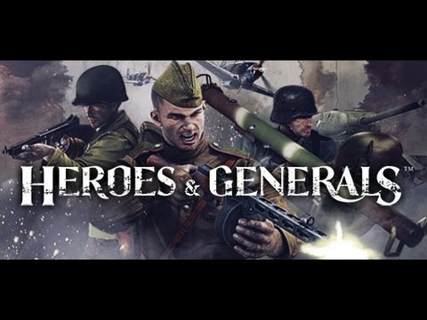 Heroes and generals как хорошо начать, чтобы плохо не кончить.