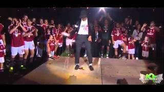 Kevin Prince Boateng - Michael Jackson  .flv thumbnail