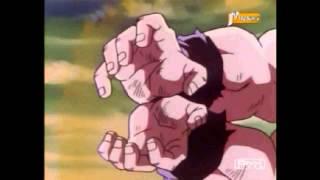 goku vs frezer hasta que el cuerpo aguante mago de oz