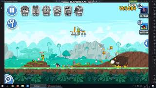 Angry birds friends level 4 2019.02.20