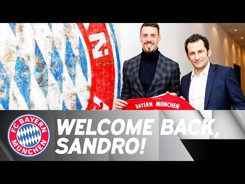 Sandro Wagner's return to FC Bayern in January confirmed