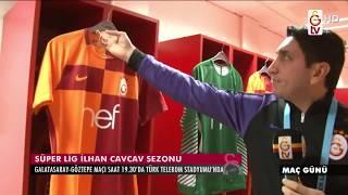 Maç Günü | Galatasaray - Göztepe (24 Aralık 2017)