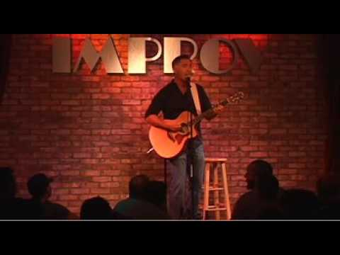 Maybe It Was Me (The Breakup Song) by Comedian Joey White