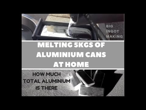 HOW MUCH ALUMINIUM IS IN 11 POUNDS OF SODA CANS may 2017