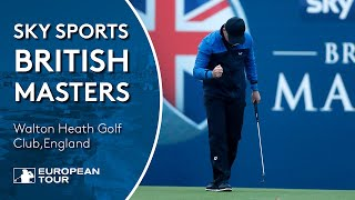 Extended Tournament Highlights | 2018 Sky Sports British Masters