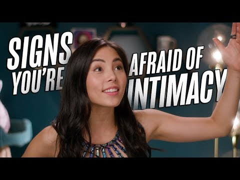 Signs You're Afraid of Intimacy