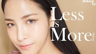 [How to]Less is more Makeup แต่งตาเบามากก | By Soundtiss