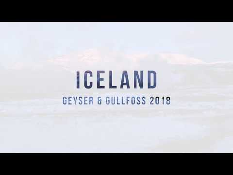 "Iceland Geyser & Gullfoss in ""4K"" from iPhone X and Osmo Mobile 2"