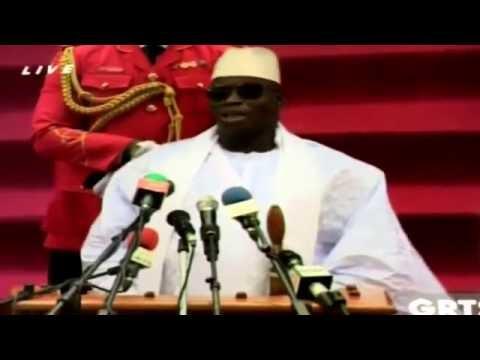 Yaya jammeh's speech 22nd July , 2016