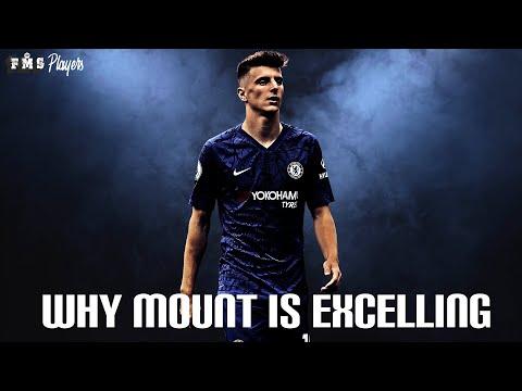 Why Mason Mount Is Excelling   Mason Mount Tactical Profile   Mason Mount 2019/20