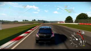 New racing sim : Auto Club Revolution Closed BETA gameplay test (HD)