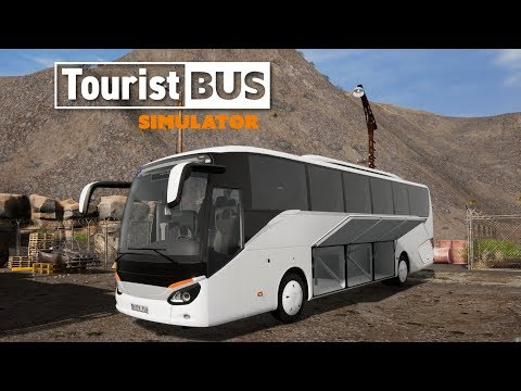 Tourist Bus Simulator | #1 Comenzamos