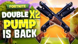 Double Pump IS BACK ! | Almost 1k Subs | Fortnite INDIA | 190+ Wins #DoublePump